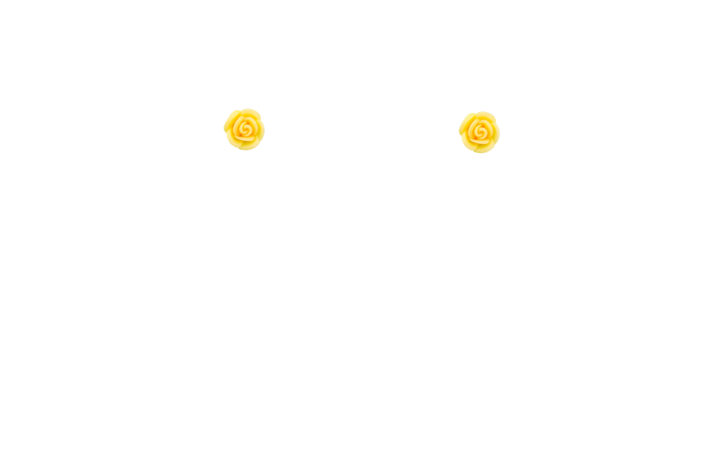 petite-fimo-rose-mini-jaune