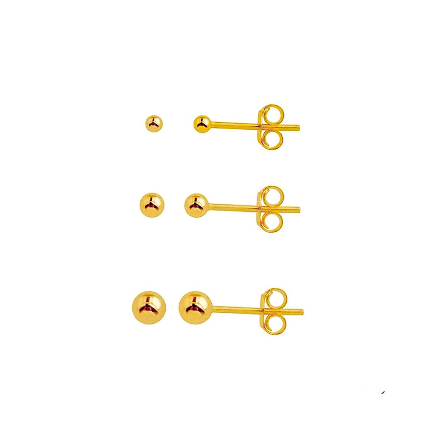 Boucles d'oreilles hannah gold