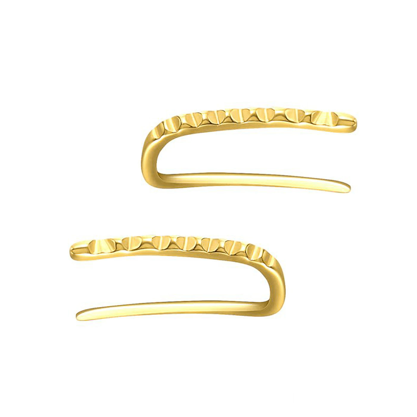 Ear Cuff Isla gold