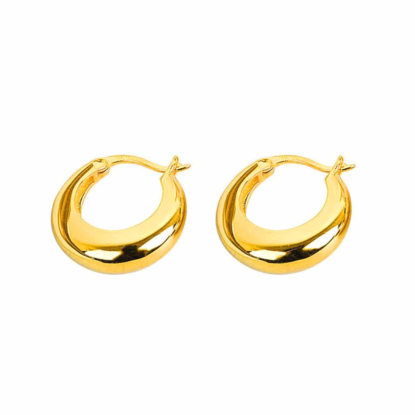 boucles d'oreilles Tessa gold